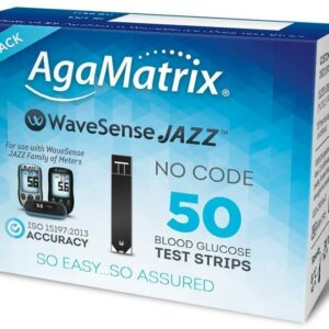WaveSense Duo Glucose Strips