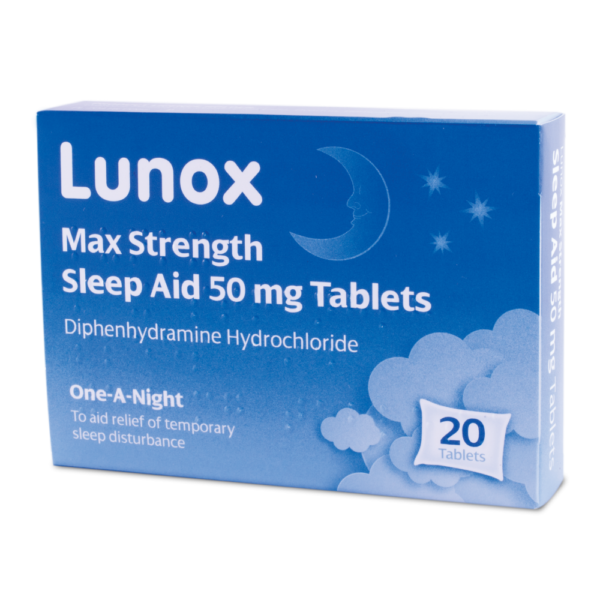 Buy Lunox Tablets UK Next Day Delivery