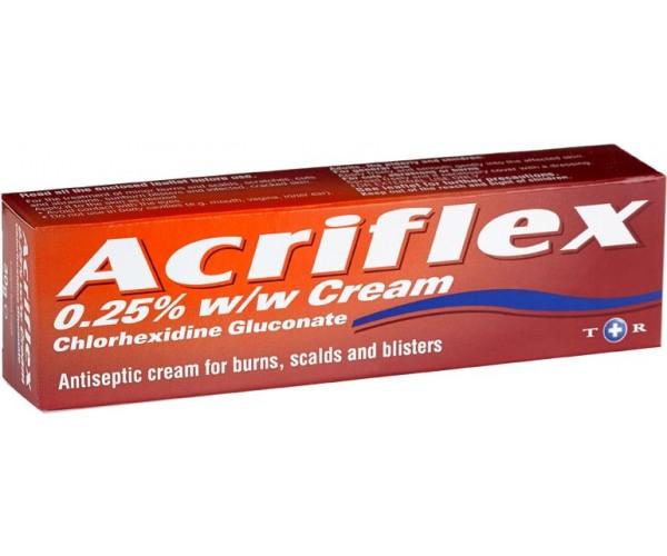 Acriflex 0.25% w/w Cream