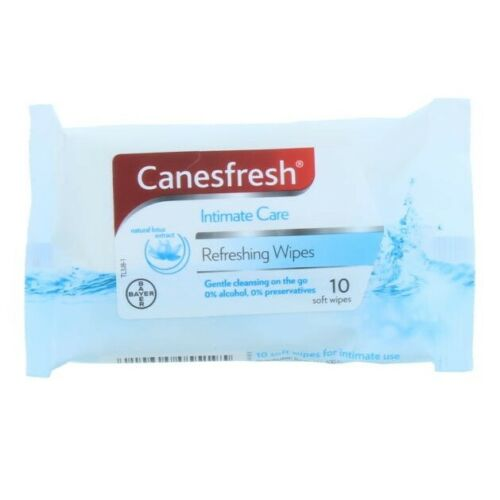 Canesfresh Initmate Care Refreshing Wipes