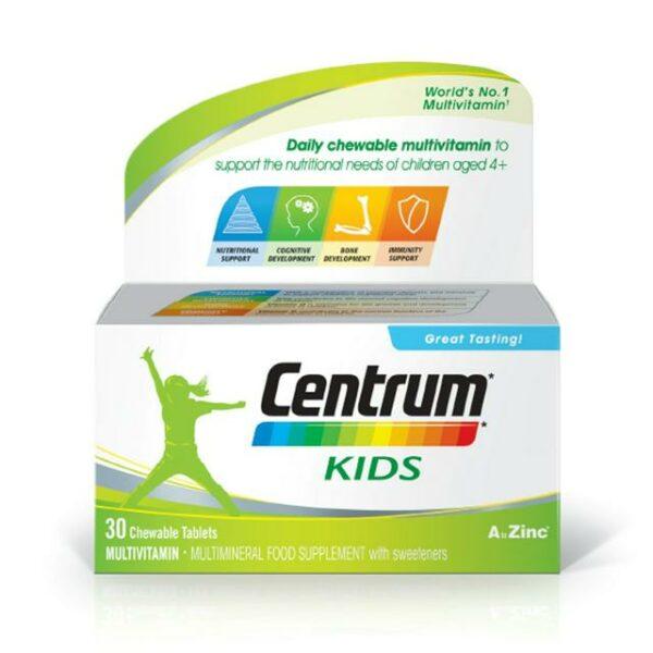 Centrum Kids Chewable Tablets