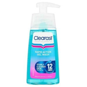 Clearasil Rapid Action Gel Wash 150ml