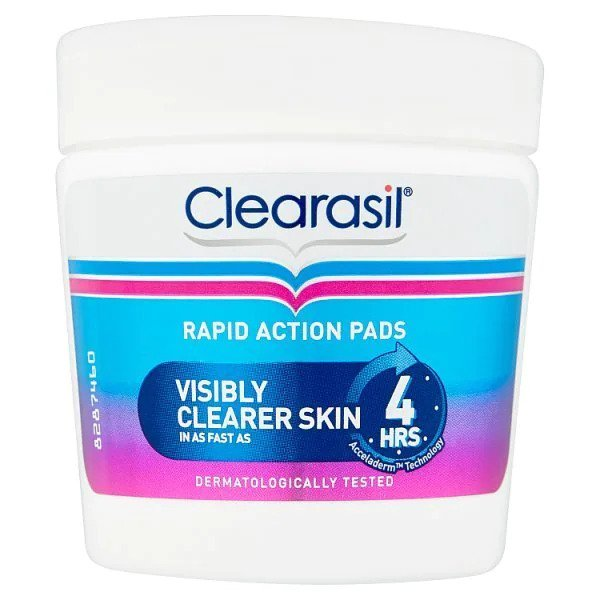 Clearasil Rapid Action Pads (65)