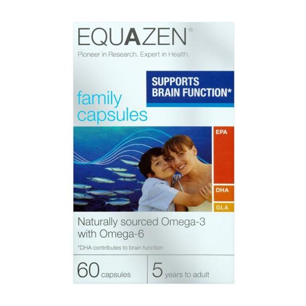 Equazen Eye Q Family Capsules
