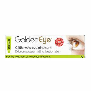 Golden Eye 0.15% Eye Ointment
