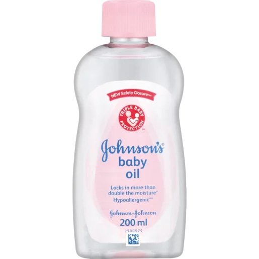Buy Johnson's Baby Oil UK Next Day Delivery