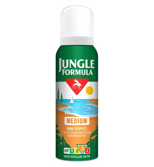 Jungle Formula Medium Aerosol
