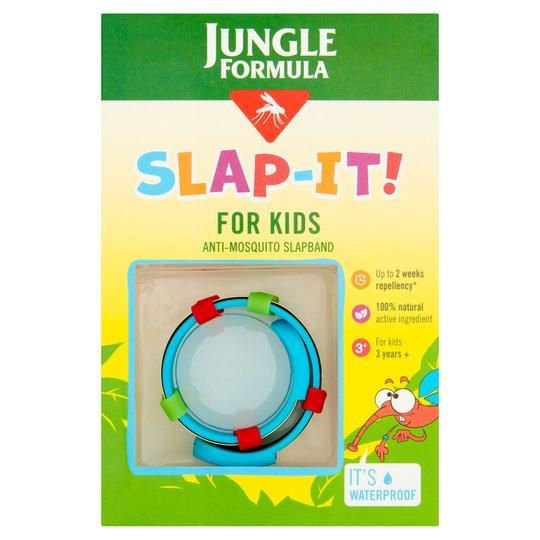 Jungle Formula Slap It Band