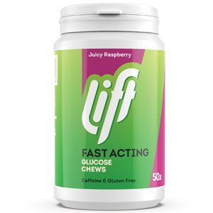 Lift Glucose Tablets Raspberry
