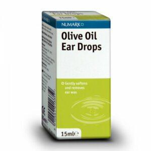 Numark Olive Oil Ear Drops
