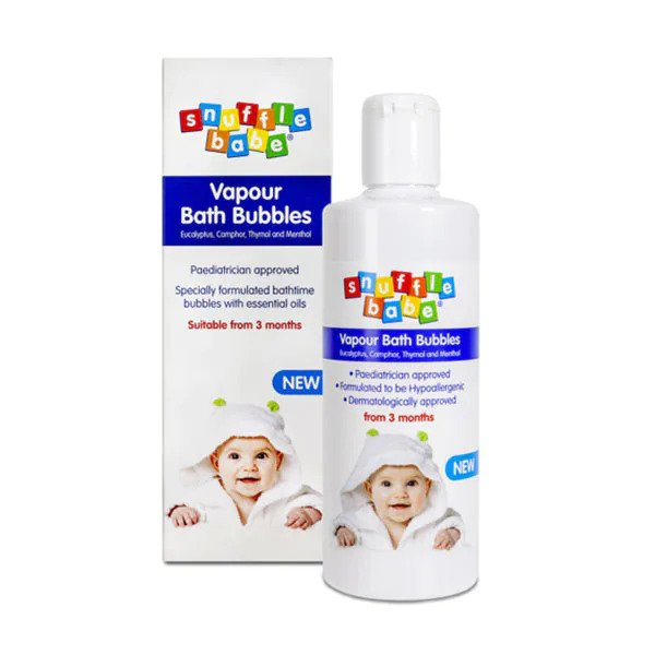 Snufflebabe Bath Bubbles 300ml