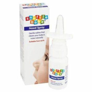 Snufflebabe Nasal Spray