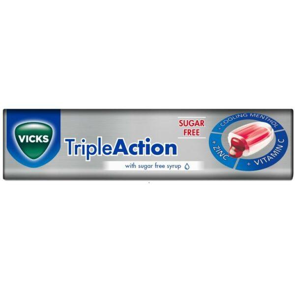 Vicks Triple Action Lozenges
