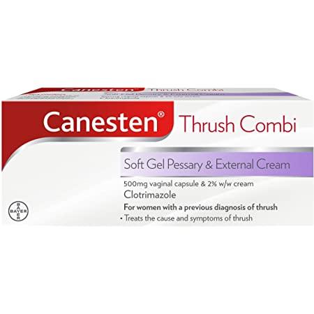 Canesten Combi Soft Gel Pessary & External Cream