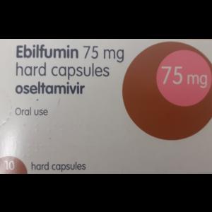 Ebilfumin Capsules 75mg