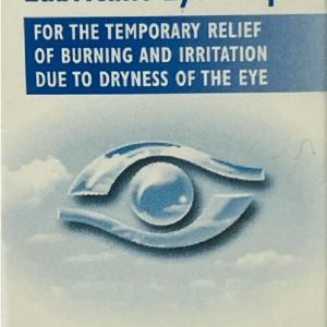 Tears Naturale II Lubricant Eye Drops
