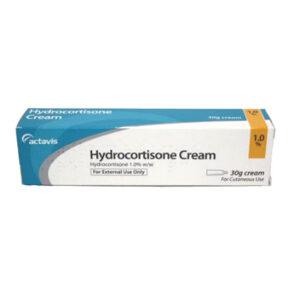 Hydrocortisone Cream 1%, 30g