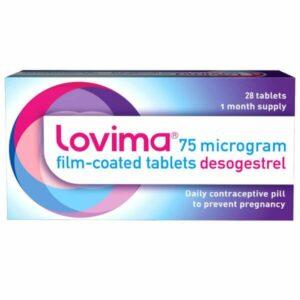 Buy Lovima 75 Microgram Online UK Next Day Delivery